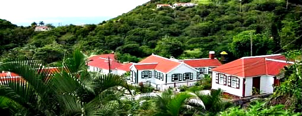 Saba Island Properties Cottages