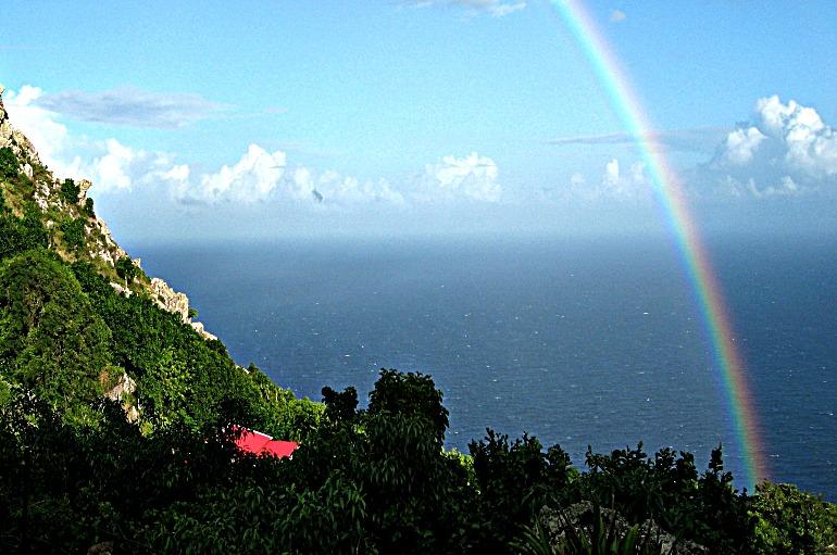 Booby Hil Saba Dutch Caribbean