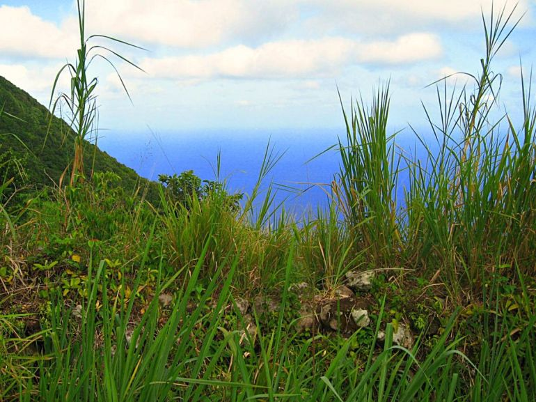 Upper Hells Gate Land Saba Island Properties