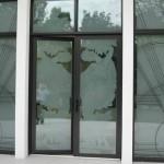Etched Glass Doors Design