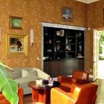 Art Deco Living Room Interior Design
