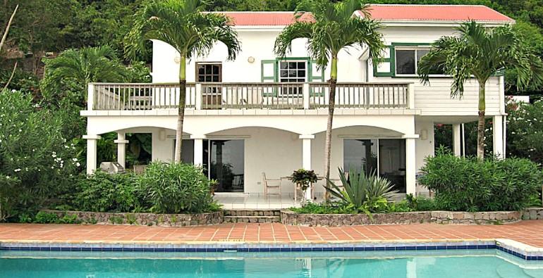 Carolina Cottgae Saba Dutch Caribbean