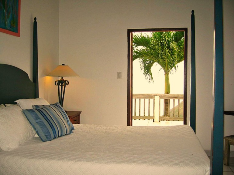 Guest Bedroom Carolina Cottage Saba