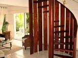 Staircase Carolina Cottage Saba