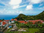 Anne's Cottage Caribbean View Saba Island