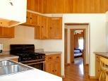 Anne's Cottage Kitchen to Bedroom