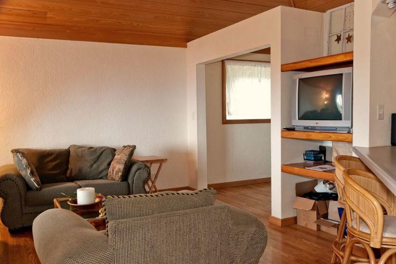 Anne's Cottage Livingroom Saba