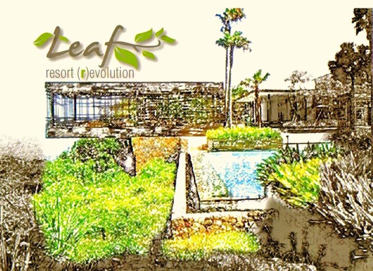 Leaf Resort Diagram of House Troy Hill Saba
