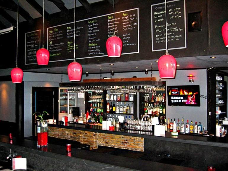 Scout's Bar Saba Dutch Caribbean