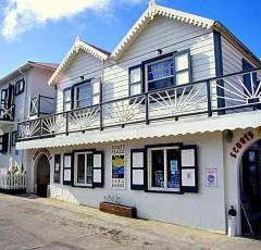 Scout's Place Hotel Restaurant Bar SabaDutch Caribbean