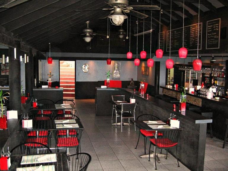 Scout's Restaurant Saba