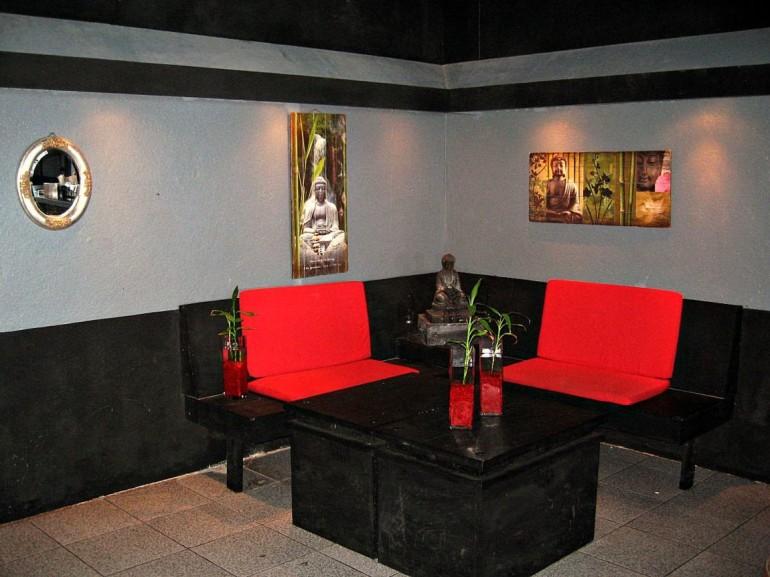 Scout's Place Restaurant Hotel Saba