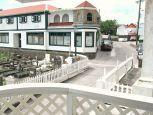 Square Nickel House Balcony View Saba Dutch Caribbean