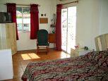 Square Nickel House Master Bedroom Windwardside Saba