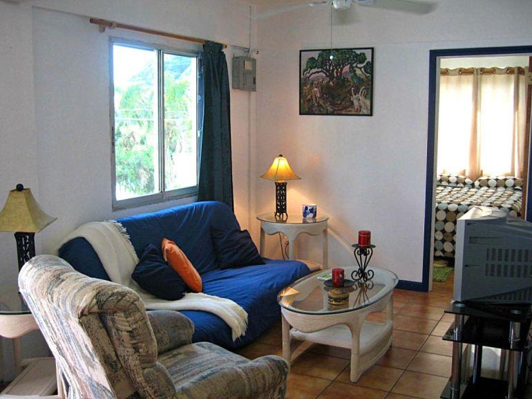 Square Nickel Living Room
