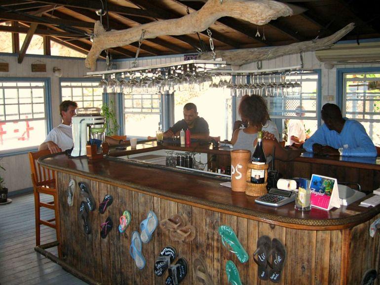 Deep End Restaurant Bar Saba