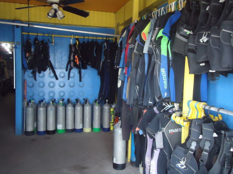 Saba Deep Dive Business Dutch Caribbean