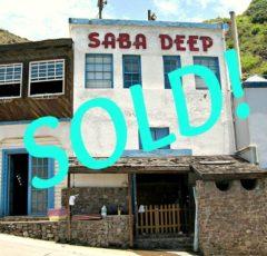 Saba Deep Sold! - Albert & Michael Saba Island Properties