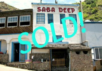 Saba Deep Sold! - Albert & Michael Saba Island Properties