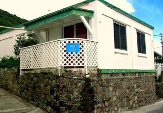 Square Nickel Windwardside Saba