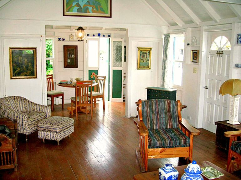 Eve Marie's Cottage Saba Dutch Caribbean