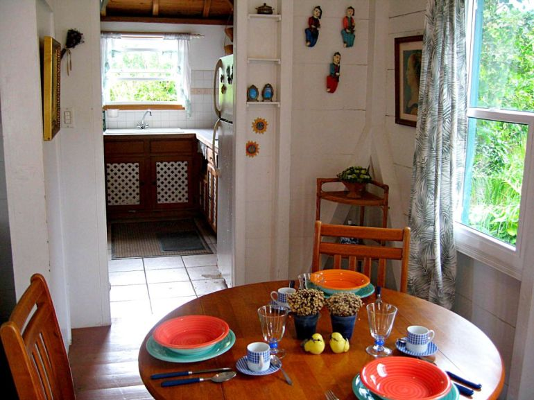 Eve Marie's Cottage Windwardside Saba