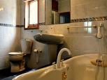 Bathroom The View on Saba