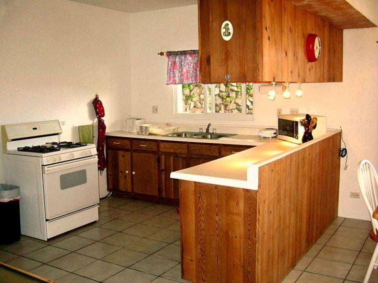 Kitchen Apartment - 'The View'