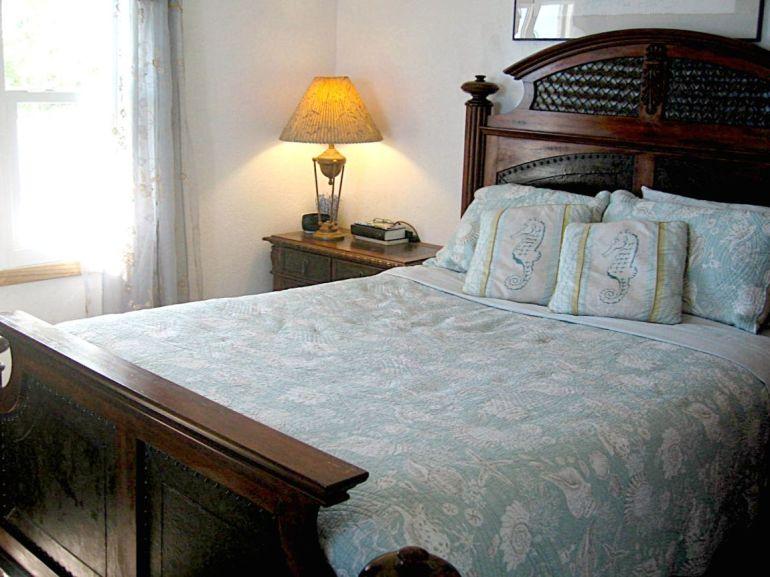 Elsie's Villa Second bedroom Saba