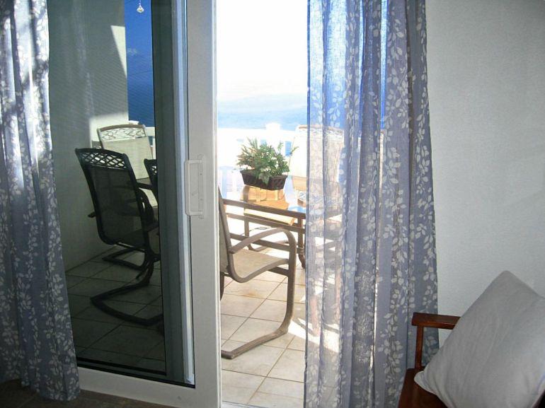 Elsie's Villa Balcony Saba Dutch Caribbean
