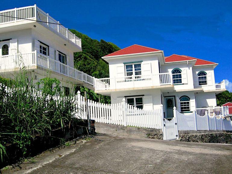 Elsie's Villa Saba Dutch Caribbean