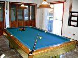 Elsie's Villa Pool Room Saba