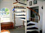 Elsie's Villa Spiral Staircase