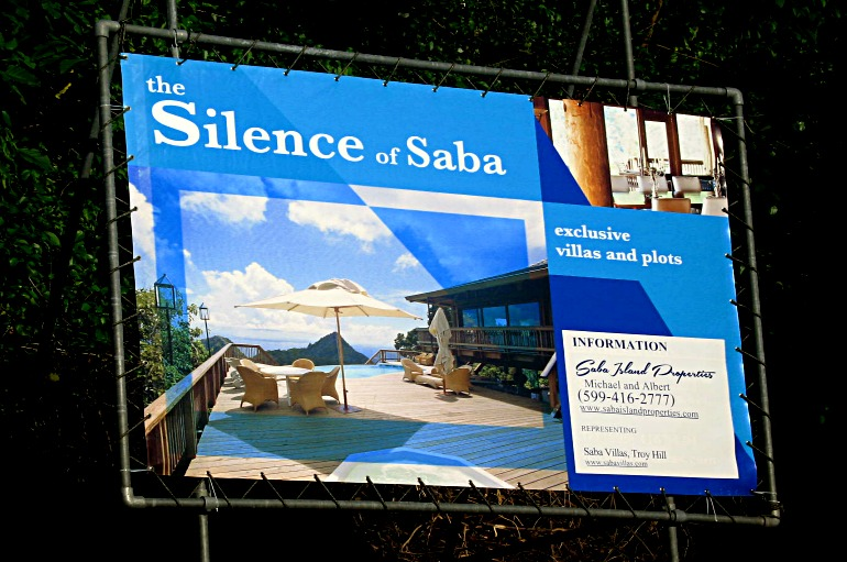 Saba Island Properties Exclusive Agents /Brokers