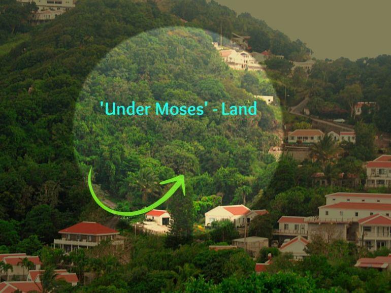 Windwardside Saba Land Under Moses