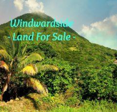 Windwardside Land For Sale Under Moses