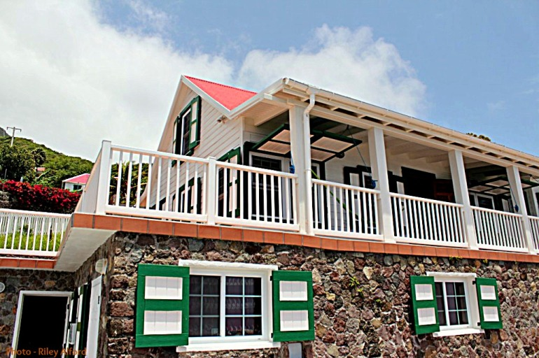 Nearly There Cottage For Sale Lower Hell's Gate Saba