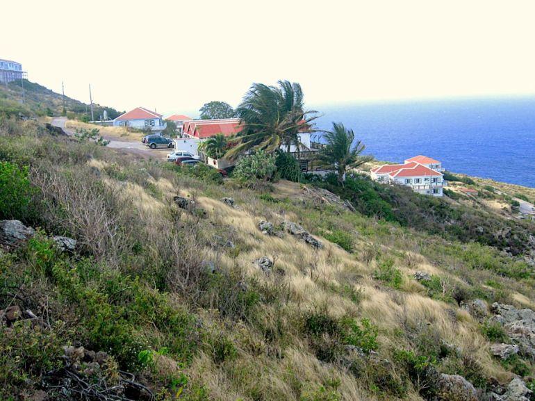 Sunrise Ridge Land For Sale Flat Point Saba