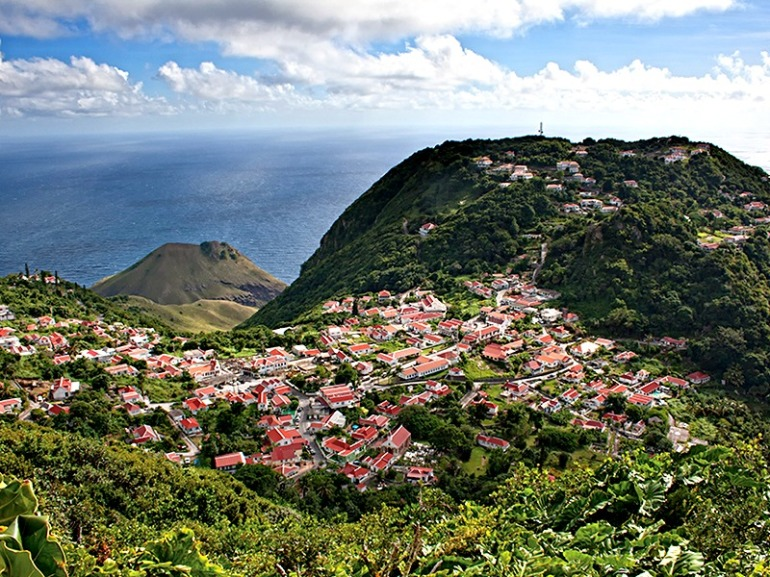 Saba Mountain Road Land For Sale