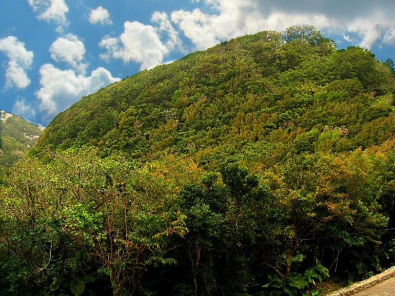 Mountain Road Saba Land For Sale