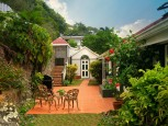 Hummingbird Villa For Rent Saba