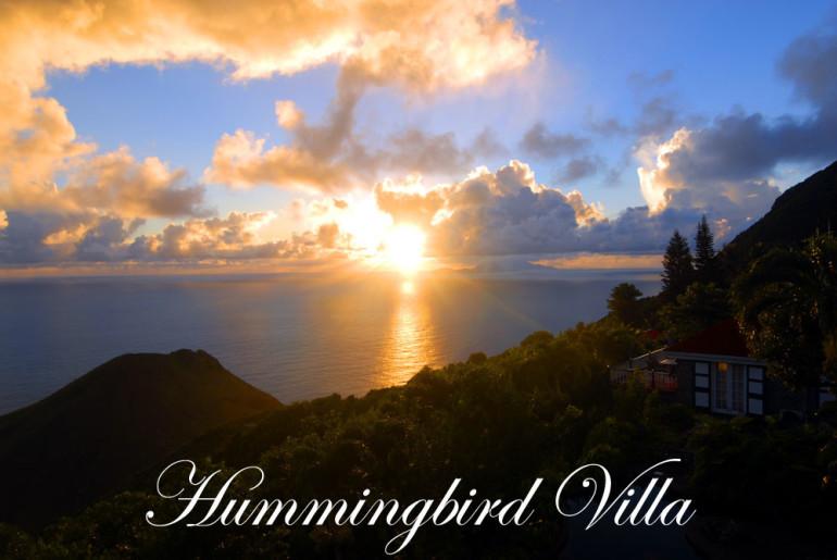 Hummingbird Villa Rental Saba