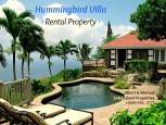 Saba Island properties Rental Hummingbird Villa