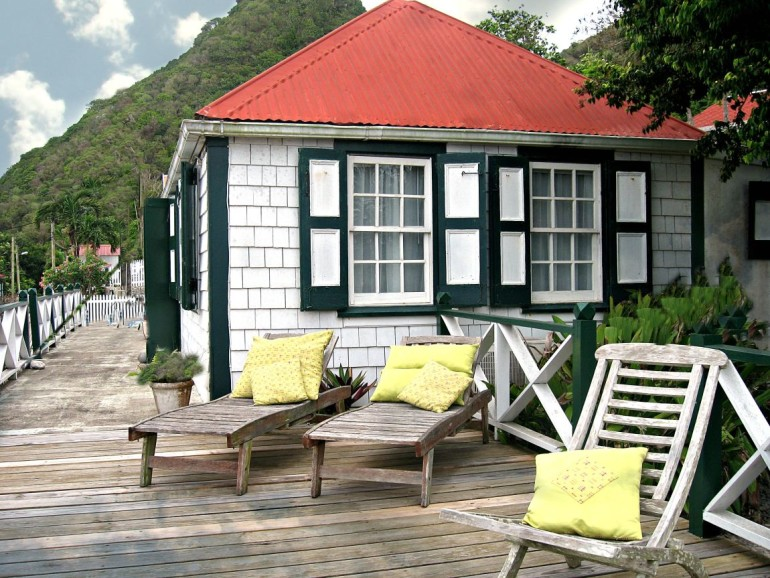 Althea Cottage Windwardside Saba For Sale