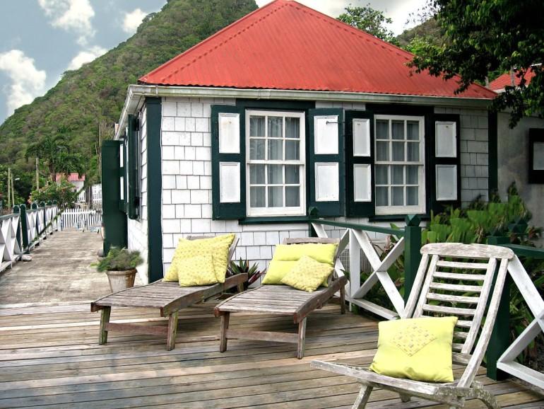 Althea Cottage Windwardside Saba For Sale