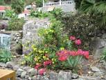 Althea Cottage Patio Garden Saba