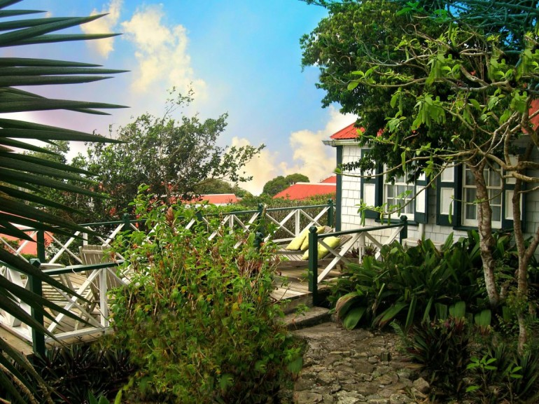 Althea Cottage For Sale Saba