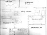 Heyliger House Floor Plan Saba Dutch Caribbean