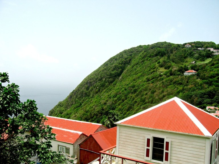 Heyliger House For Sale Windwardside Saba