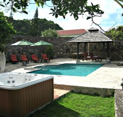 Villa Fairview For Rent Booby Hill Saba